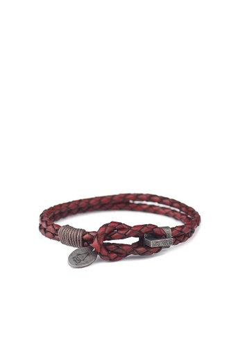 Gnome and Bow red Smith Bracelet (Antique) 28BABAC61A669CGS_1