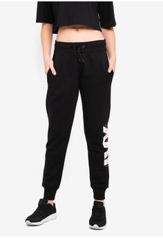 637375d141eb Ivy Park black Layer Logo Slim Leg Jogger Pants 9E1E5AA56DFB18GS 1