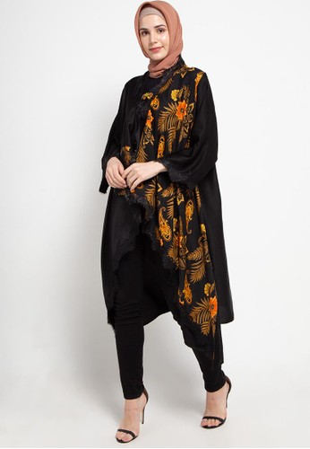 LUIRE by Raden Sirait black and orange MS Tuxedo PL 81FD7AA8189D21GS_1