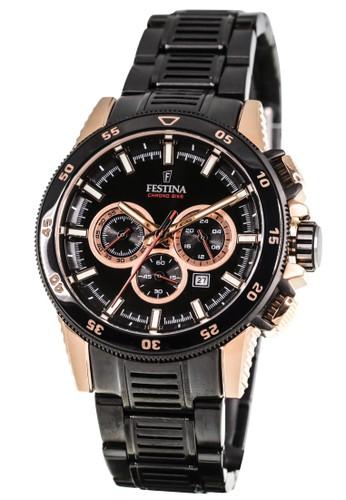 Festina black Sporty Men's Watches FES F20354/1 30F72AC806A639GS_1