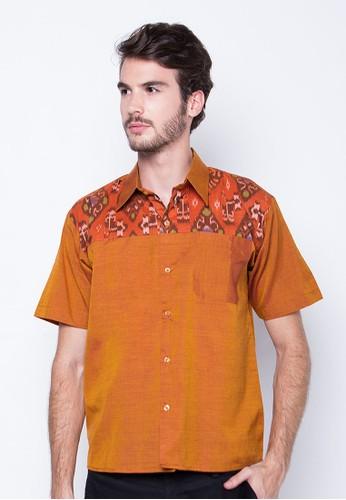 Batik Etniq Craft Hem Endek Kombinasi
