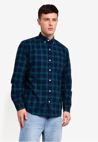 GAP black Oxford Shirt 6FABBAA3177009GS_1