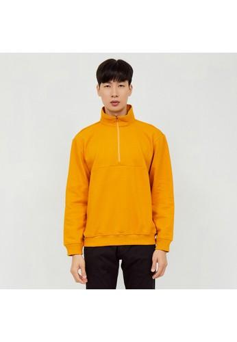 M231 M231 Sweater Half-Zip Harrington Mustard 2164C AC231AAE6C8562GS_1
