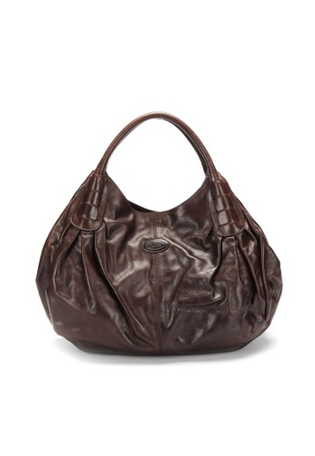 TOD'S brown Pre-Loved tods Tods One Shoulder Bag AD48EACE66822AGS_1