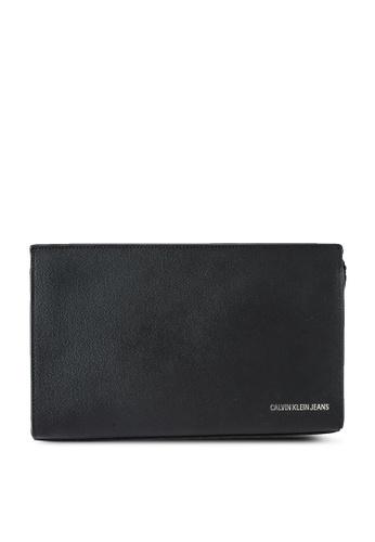 Calvin Klein black Utility Pouch Bag - Calvin Klein Jeans Accessories 6A34CAC97779ACGS_1