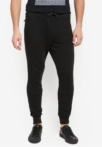 Calvin Klein black Harpo 3 Slim Fit Jogger Pants - Calvin Klein Jeans 69255AA277E0A1GS_1