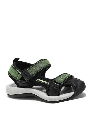 Twenty Eight Shoes green VANSA Combination  Sandals  VSK-S007 AD56FKSBD49393GS_1