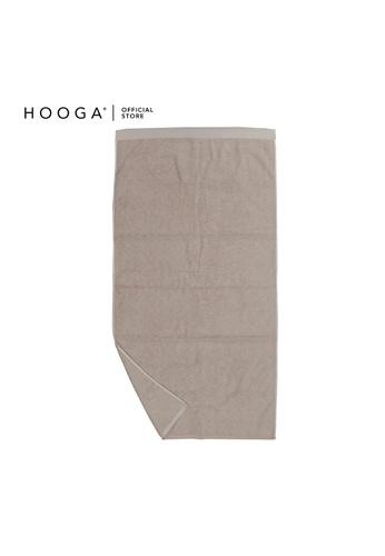 HOOGA pink Hooga Bath Towel Phineas. 50C7FHL495F20AGS_1