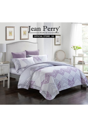 Jean Perry Jean Perry Fidela Ecosilk Collection 800TC Etsy - Quilt Cover Bed Set - Queen 977CDHL6DF76B6GS_1