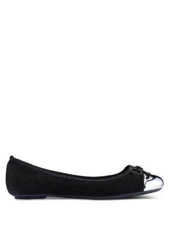Carlton London 多色 圓頭平底鞋 595E2SHF6C0C97GS_1