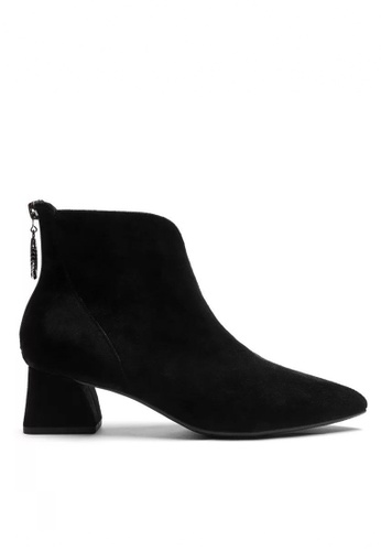 Twenty Eight Shoes Synthetic Suede Ankle Boots 1269-1 B0B52SH2FF685FGS_1