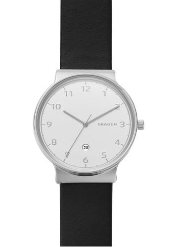 Skagen black Skagen Ancher Black Watch SKW6291 SK533AC0S1QPMY_1