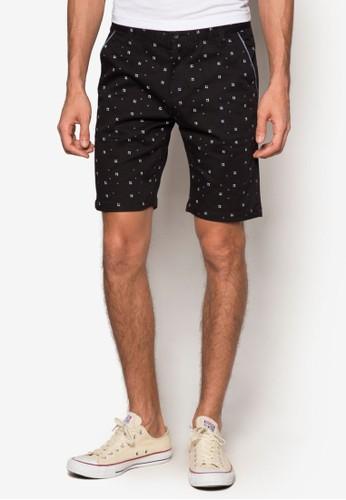 印花百慕達短褲, 服飾,esprit台灣門市 短褲