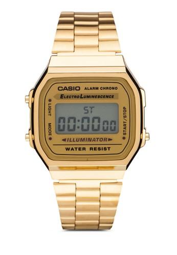 A16esprit retail8WG-9WDF 數碼顯示不銹鋼男錶, 錶類, 飾品配件