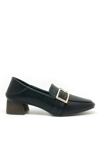 Twenty Eight Shoes black Low Heel Loafers 2018-18 7CE19SH18970DDGS_1