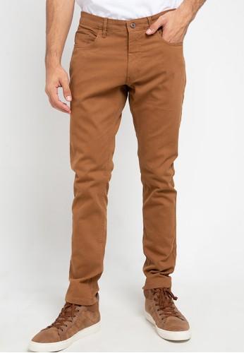Men's Top brown BAZEL-BROWN 09EC1AA7D871AEGS_1