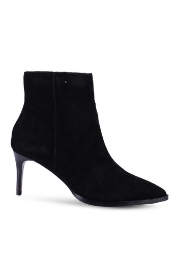discount coupon code new list Traffic Suede Ankle Boots