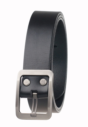FANYU black Men Pin Buckle Full Grain Leather Belt Black FA549AC11PVGSG_1