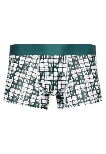 Sunjoy green Boxer Brief 5EB5EUS7241A4AGS_1