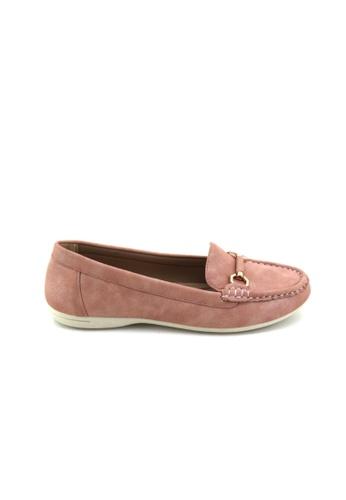 Bata Bata Women Loafer - Pink 5515643 7E21DSHD9AE731GS_1