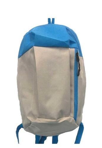 Hamlin grey Doomb Tas Ransel Backpack Travel Pria & Wanita Large Compartment Material Nylon ORIGINAL - Gray CE49EAC1C1F869GS_1