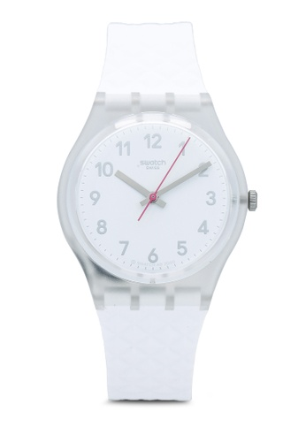 Swatch white Whitenel Watch 9EC4AACB291A61GS_1
