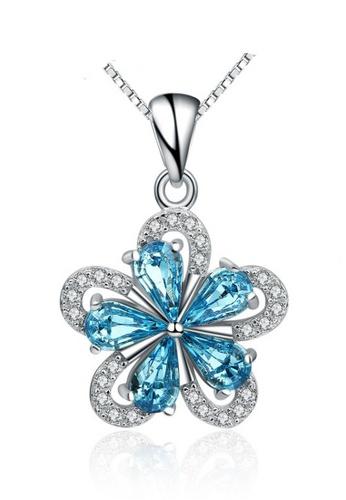 LYCKA silver LPP88085 S925 Silver Necklace 0E914AC106848FGS_1
