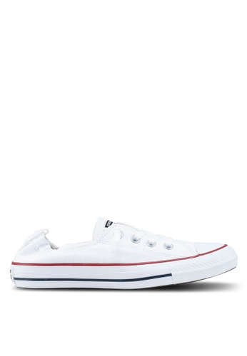 Converse white Chuck Taylor All Star Shoreline Sneakers 899D6SH496FEAFGS_1