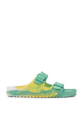 Birkenstock 多色 Arizona EVA 涼鞋 A08BDSHE4C7292GS_1