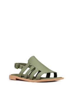 4b79ad1af3e322 Melissa Melissa Boemia Ad Sandals S  110.00. Sizes 5 6 7 8