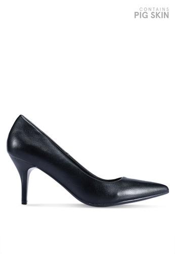 BETSY 黑色 Elyse 經典高跟鞋 B8B33SHCA3CEA2GS_1