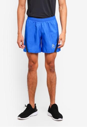 Odlo blue Sliq Shorts CC64BAA8591EF5GS_1