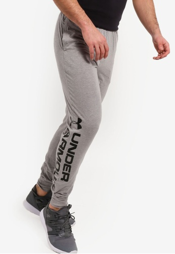 Under Armour Mens Sportstyle Cotton Graphic Joggers