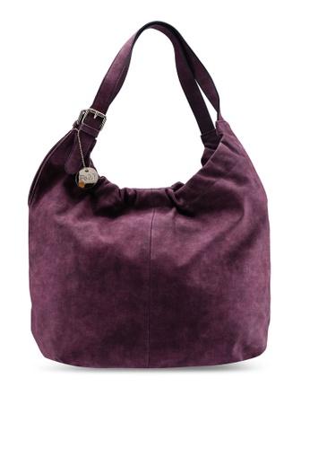 e8ef4a3292 Shop Perllini Mel Faux Leather Double Handle Bag Online on ZALORA  Philippines