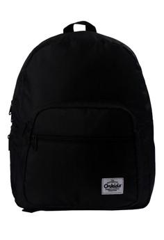 Tas punggung Bp Dodge - BLACK