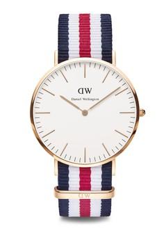 Classic Canterbury Rose Gold Watch