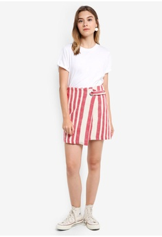 245138e243a1 79% OFF Free People It S A Wrap Skirt RM 229.00 NOW RM 48.90 Sizes XS S L
