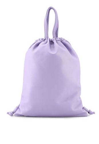 Keddo purple Saarah Backpack 55331AC6AFE210GS_1