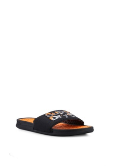 0944f4e4beca 30% OFF Superdry Crewe Camo Slides Php 2