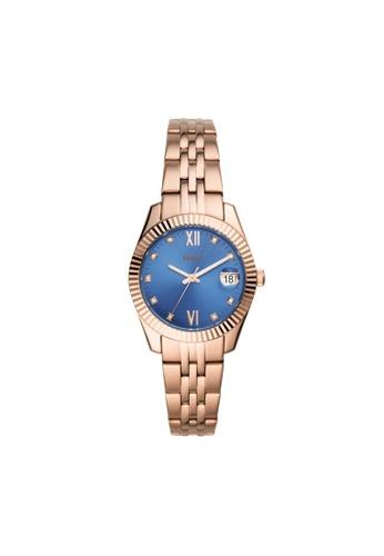 Fossil gold Scarlette Mini Watch ES4901 6394BAC97D816BGS_1
