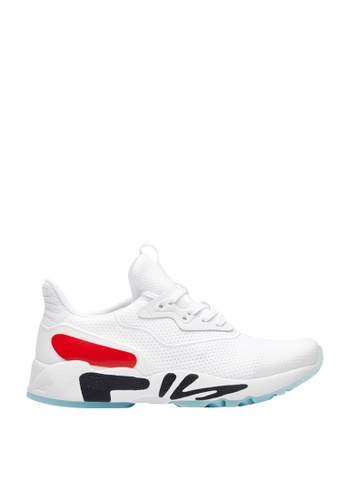 Fila white FILA MIND III Sports Shoes 93230SH723B60CGS_1