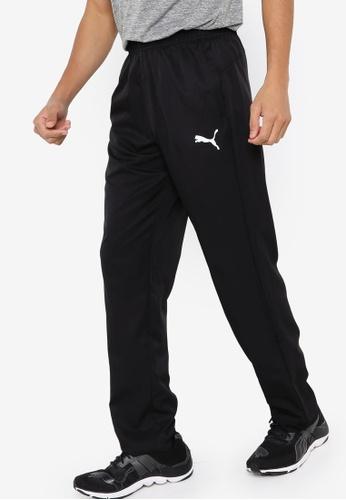 PUMA black Active Woven Men's Sweatpants CB54AAA80D1186GS_1