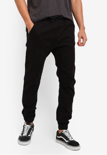 Factorie black The Axel Pants A3DC9AA86684CFGS_1