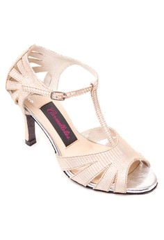 T-strap Sandals Dancing Shoes