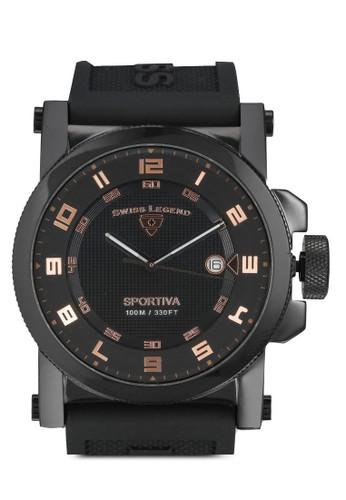 Sportiva 矽膠帶手錶, 錶類, 其esprit台灣門市它錶帶