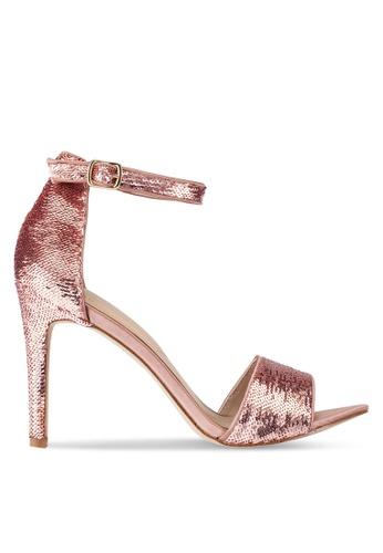 ALDO pink Fiolla Heels AL087SH0RYHKMY_1