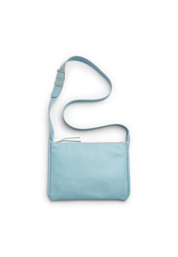 SKAGEN blue Skagen Anesa - Leather - Slim Crossbody - Tas Skagen Wanita - SWH0227916 483A7AC79D810AGS_1