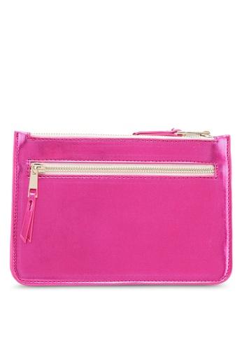 Rubi pink Queens Clutch Purse 45369AC112C4FBGS_1