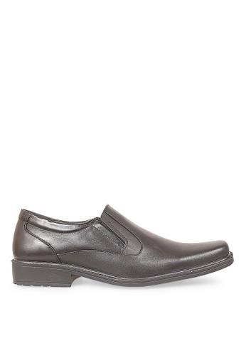 CBR SIX black Cbr Six Sepatu Formal Shukh Shoes 011 Black CB927SH37MDUID_1