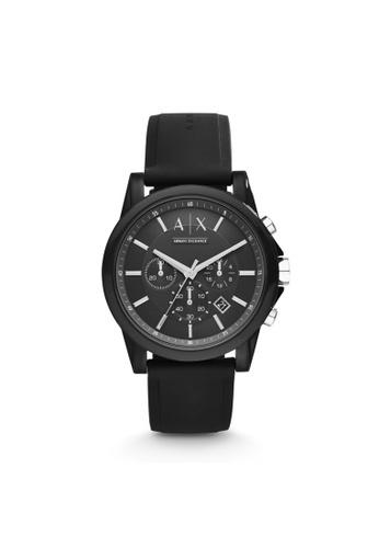 Armani Exchange black Armani Exchange Outerbanks Active Watch AX1326 0D015AC8DA50D1GS_1